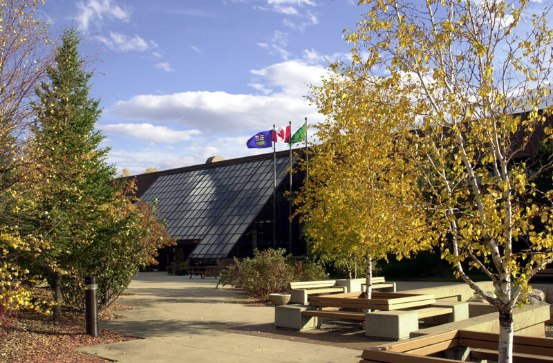 Athabasca University Building
