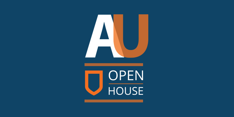 AU Open House Webinars